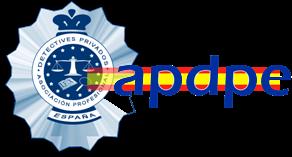 asociación profesional detectives privados-logo