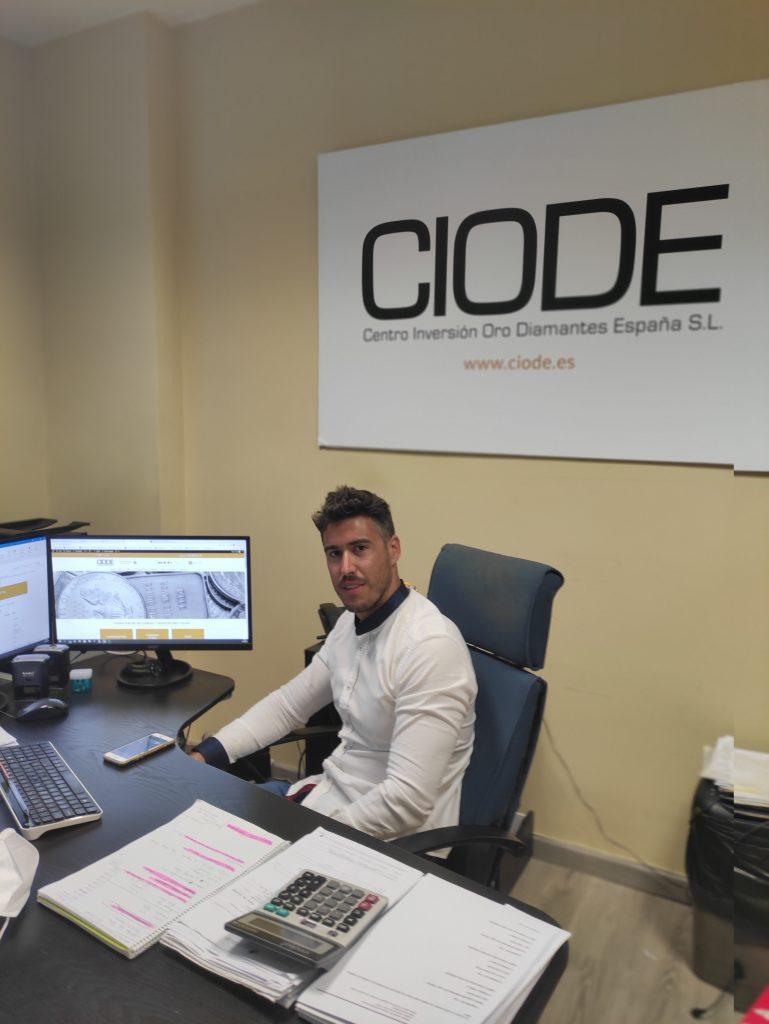 Iñaki Van Den Brule-Director comercial Ciode